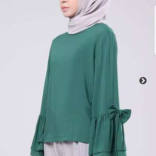 Blowpop (local designer) army size s-m ld 96