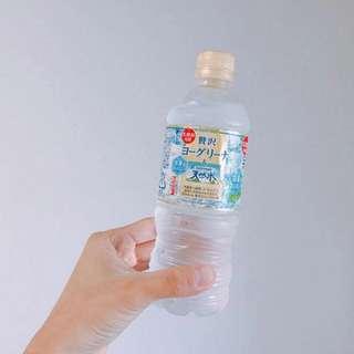 透明乳酸水 透明橘子水