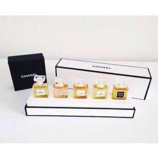 Chanel miniatures collectors item
