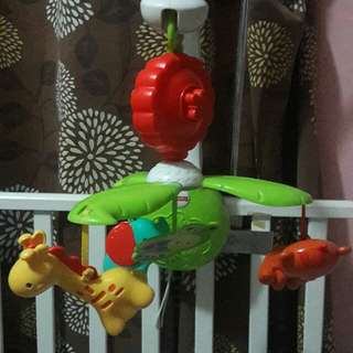 Crib Toy With Music