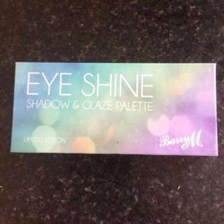 Barry m limited edition eyeshadow palette