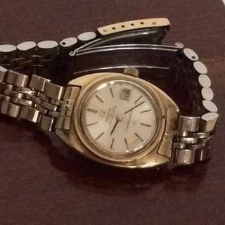 Omega gold plated lady - Consellation
