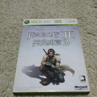 Xbox 360 Fable II [Limited Collector's Edition]