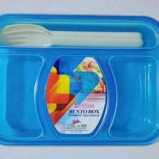 Sunnyware Bento Box - 3 Chambers Wholesale