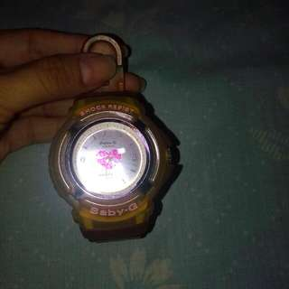 Baby-G Watch Authentic