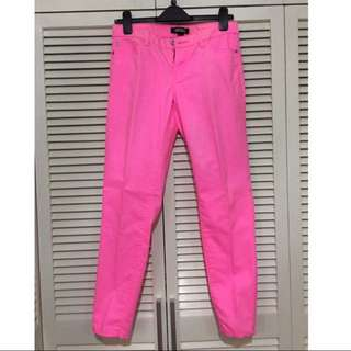 Forever 21 Neon Pink Pants S30