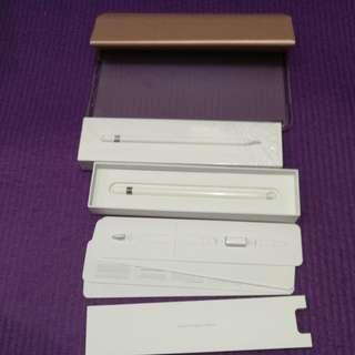 Apple pencil with free iPad Pro 9.7 case