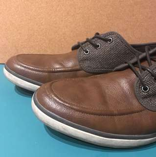 Call It Spring Brown Casual Lace-ups
