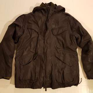 Maharashi MHI Fleece Camo Jacket