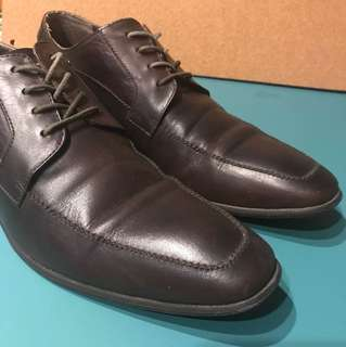 Pedro Brown Dress Shoes