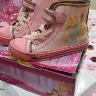 Disney's shoe