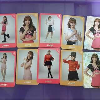 [K-pop] Twice Twiceland Jihyo Photocard set