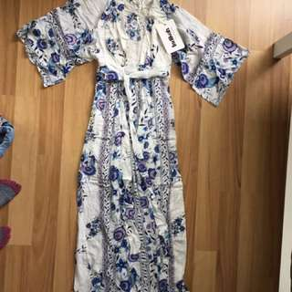 Indikah Maxi Dress