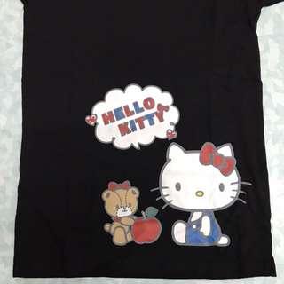 [全新]Sanrio Hello Kitty 短袖T恤(包郵)