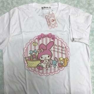[全新]Sanrio My Melody短袖T恤(包郵)