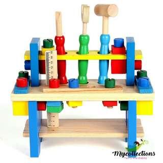 Multi-function disassembly Educational building blocks tool set
