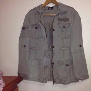 Dotti cargo jacket