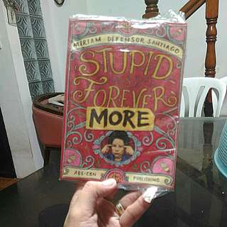Stupid Forever Book