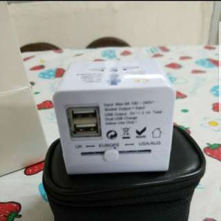 h3c Travel Adapter  1個