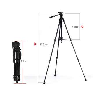 Tripod Stand adjustable portable lightweight