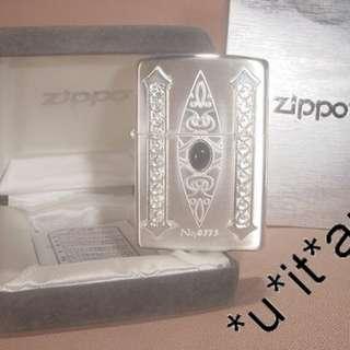 日本版ZiPPO 打火機 JZ32250 智慧寶石 (限量版)