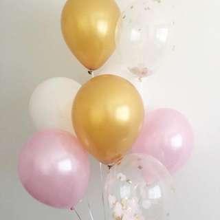 👑超靚! 透明氣球  🎁其他Party產品 (多款)🎀 https://carousell.com/p/115939903