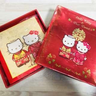 Hello Kitty & Dear Daniel 結婚相簿