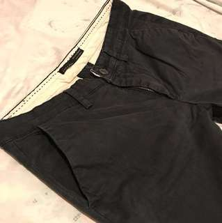 Zara Stretch Skinny Chinos Size 29