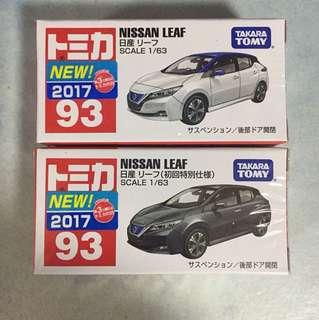 No.93 Nissan Leaf
