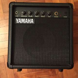 Yamaha 25W amp