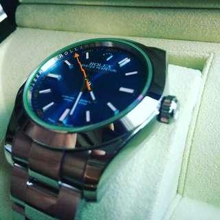 High end watch buyer