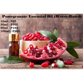 Pomegranate Essential Oil (Water-based) for Air Humidifier / Diffuser & Others