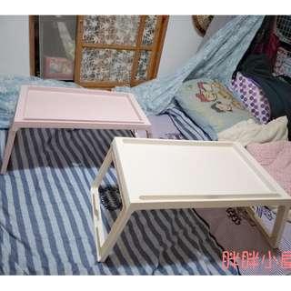 多功能輕便摺疊桌 書桌 飯桌 懶人桌 床上桌 電腦桌 兒童桌 小書桌 摺疊桌 便利桌♬胖胖小屋