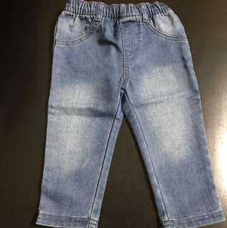 Mothercare Girl Jeans (Authentic)