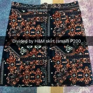 H&M skirt (small)