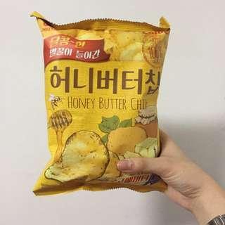 Original Honey Butter Chips