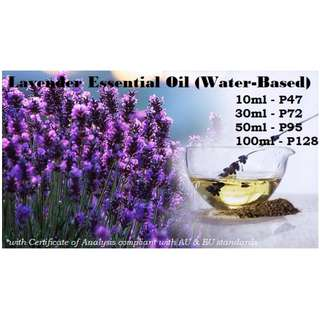 Lavender Essential Oil (Water-based) for Air Humidifier / Diffuser & Others