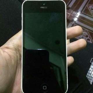 Rush Rush!!iphone 5c 32gb F.u
