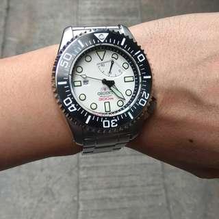 東方錶 orient 300m