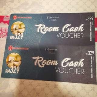 Capthorne Cameron Highlands Room Cash Voucher