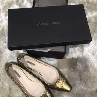 Bottega Venetta Flats