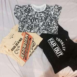 Shirt bundle (unisex)
