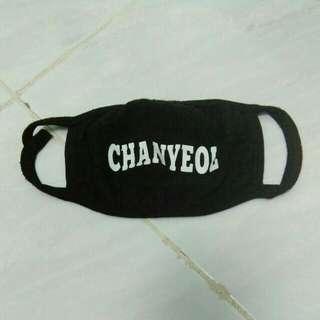 Chanyeol Mask #Semuarm5