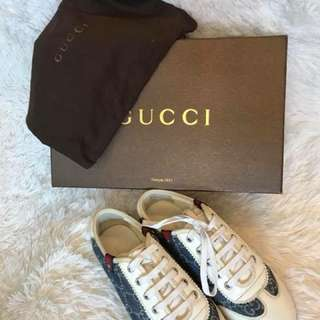 Gucci Monogram Sneakers