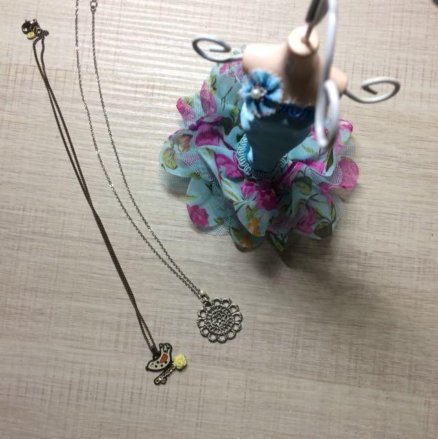 項鍊、飾品架
