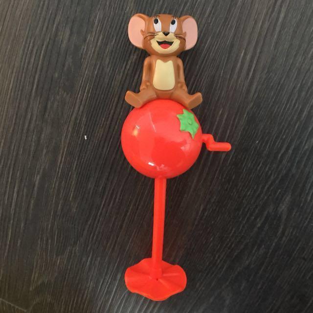 麥當勞玩具(傑利鼠🐭)