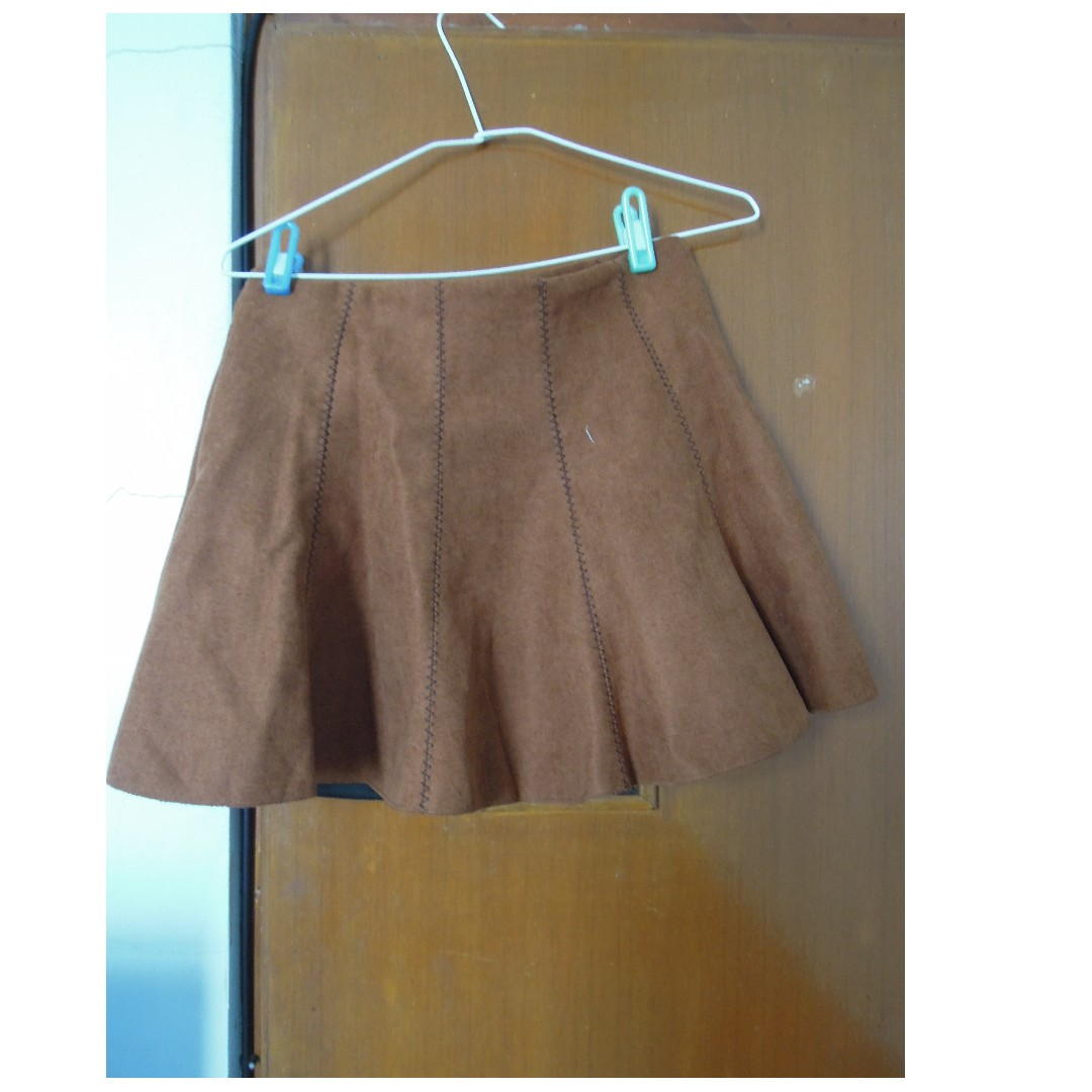 顯瘦剪裁式裙
