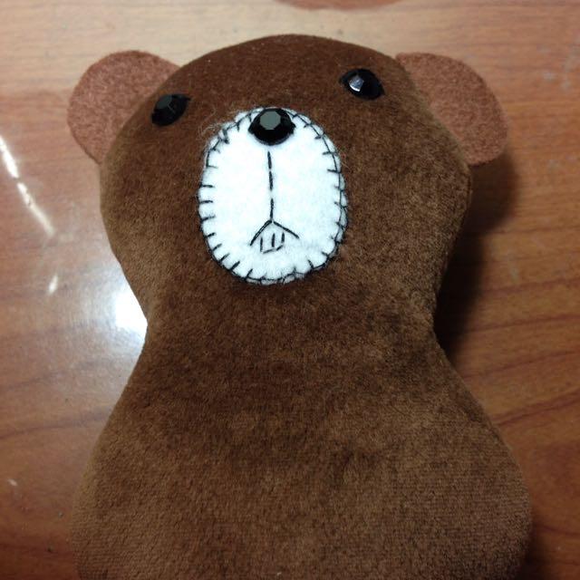 熊熊按摩棒