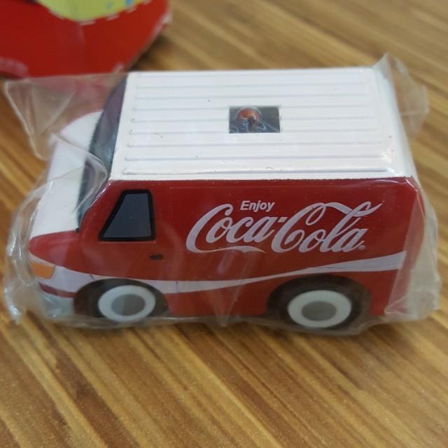 可口可樂搖控車