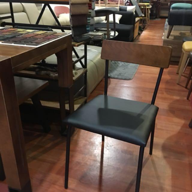 工業風格椅